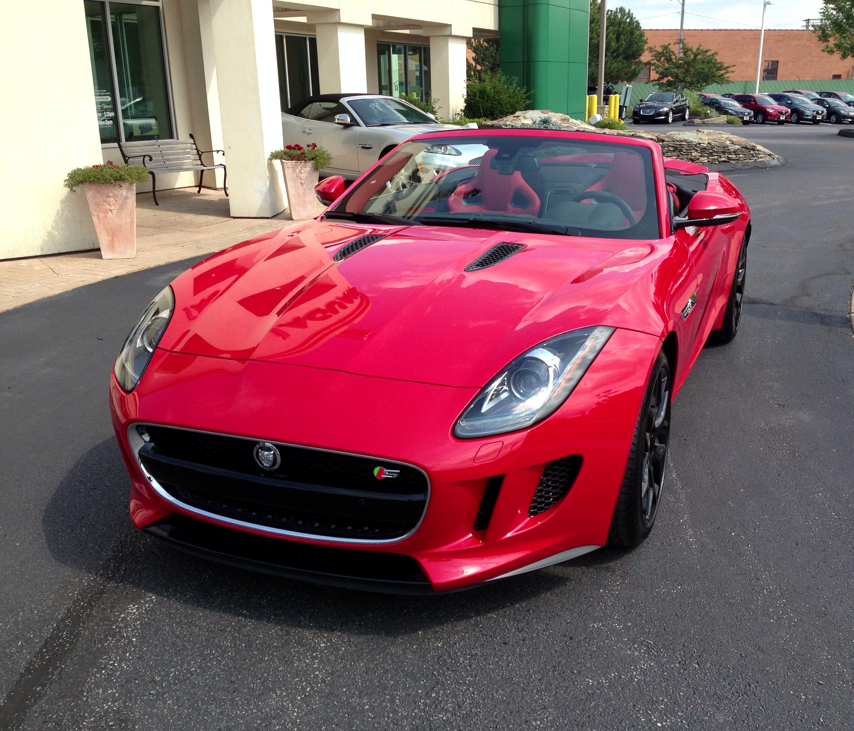 2017 Jaguar F Type S A Quick Spin