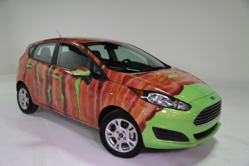 Ford Fiesta Bacon