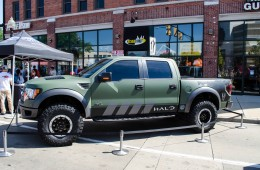 Ford F-150 SVT Raptor Halo 4 Edition