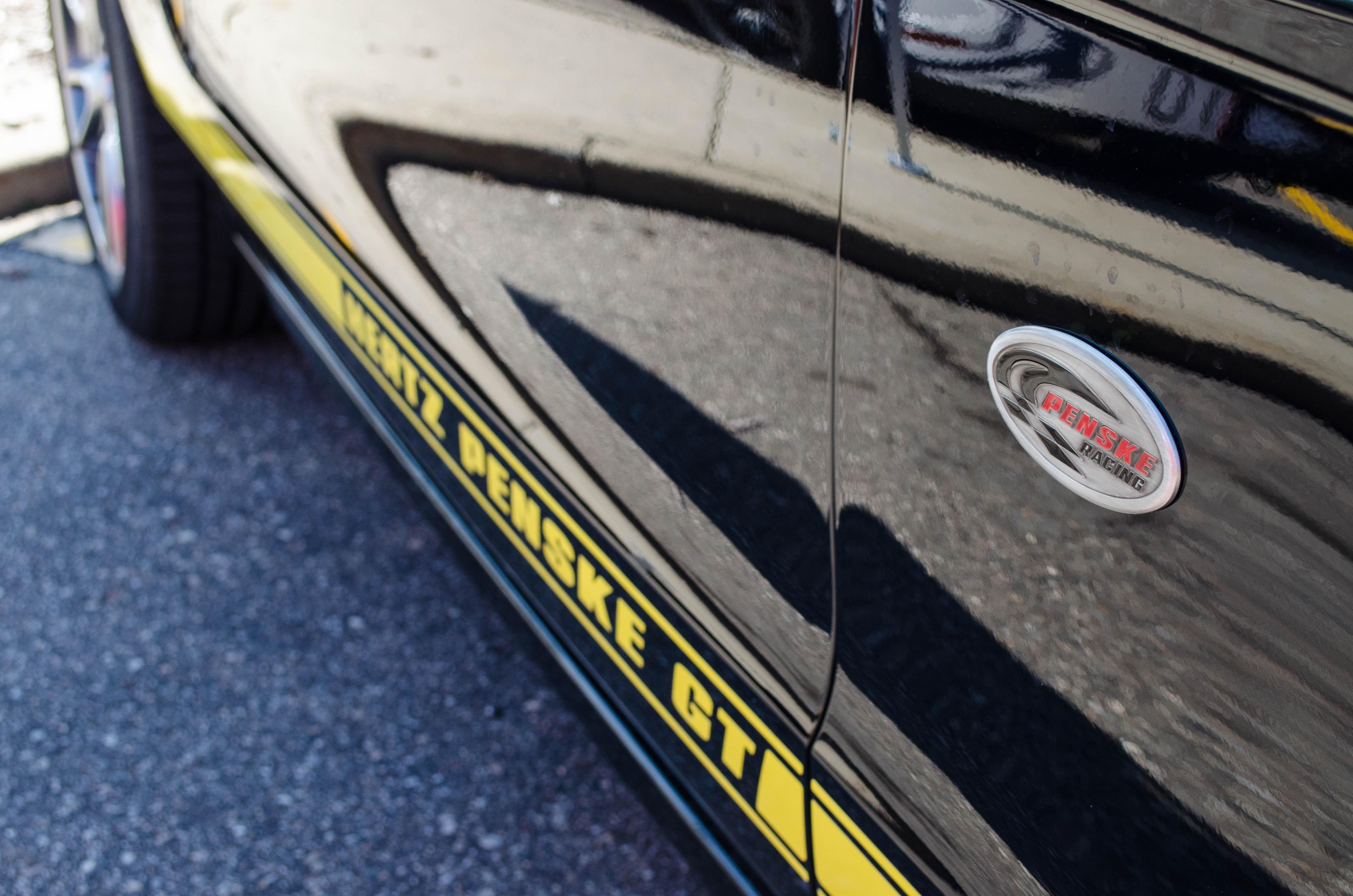 Texas Nissan Dealerships Hertz Penske GT (2 of 3) - Motor Review