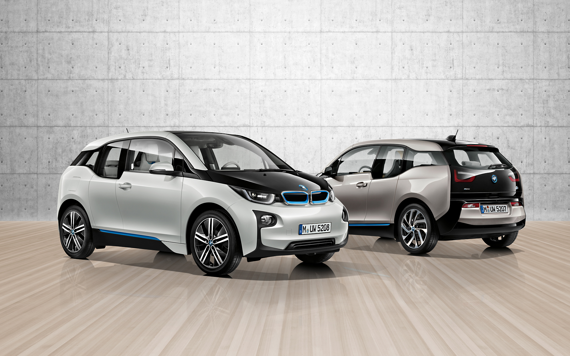 bmw i3 ev praise online criticism from traditional. Black Bedroom Furniture Sets. Home Design Ideas
