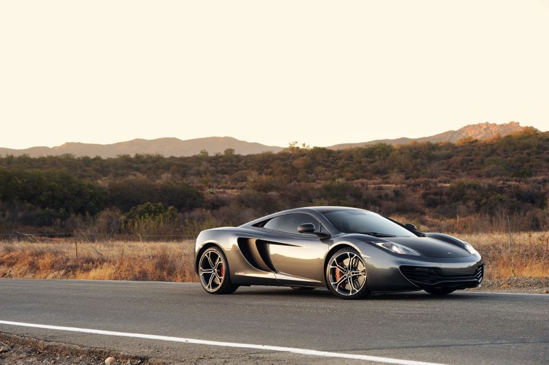 Hennessey Mp4 12c 10 Motor Review