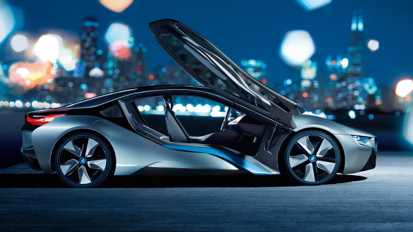 BMW Teases With Video For New BMW I8