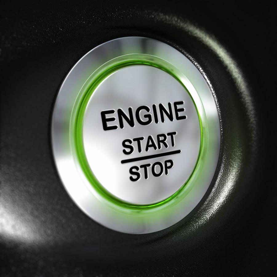 Схемы start stop engine