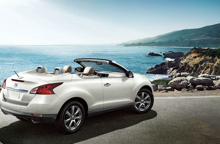 4 Reasons The Nissan CrossCabriolet Fascinates Us