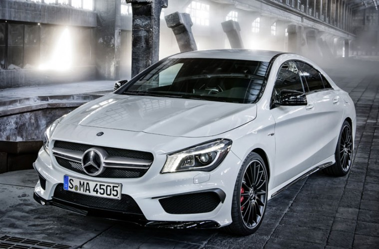 5 Sports Cars With Less Horsepower Than The Mercedes Benz CLA45 AMG