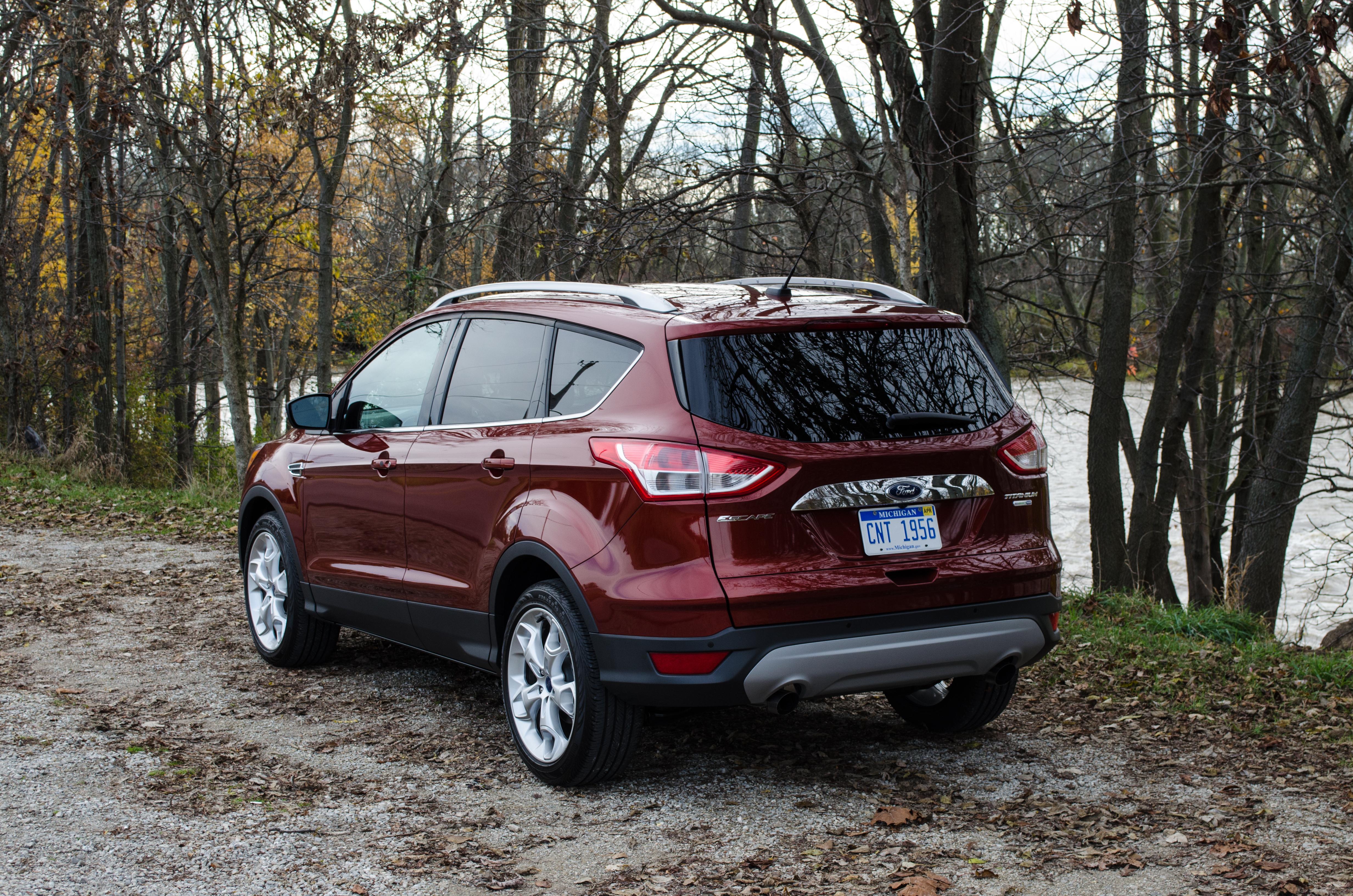 2014 ford escape titanium 21 of 34 motor review. Black Bedroom Furniture Sets. Home Design Ideas