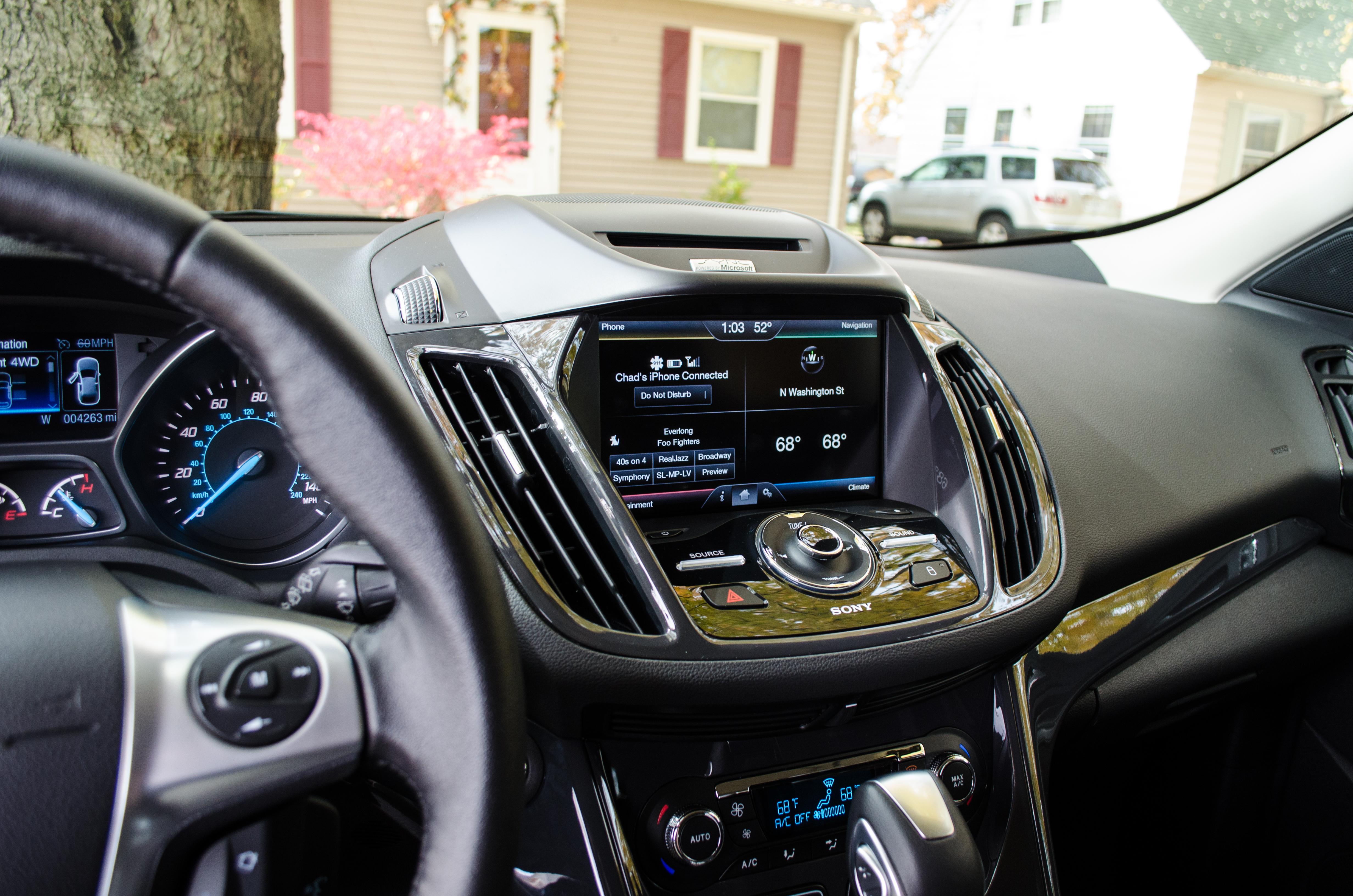Direct Auto Sales >> 2014 Ford Escape Titanium (27 of 34) - Motor Review