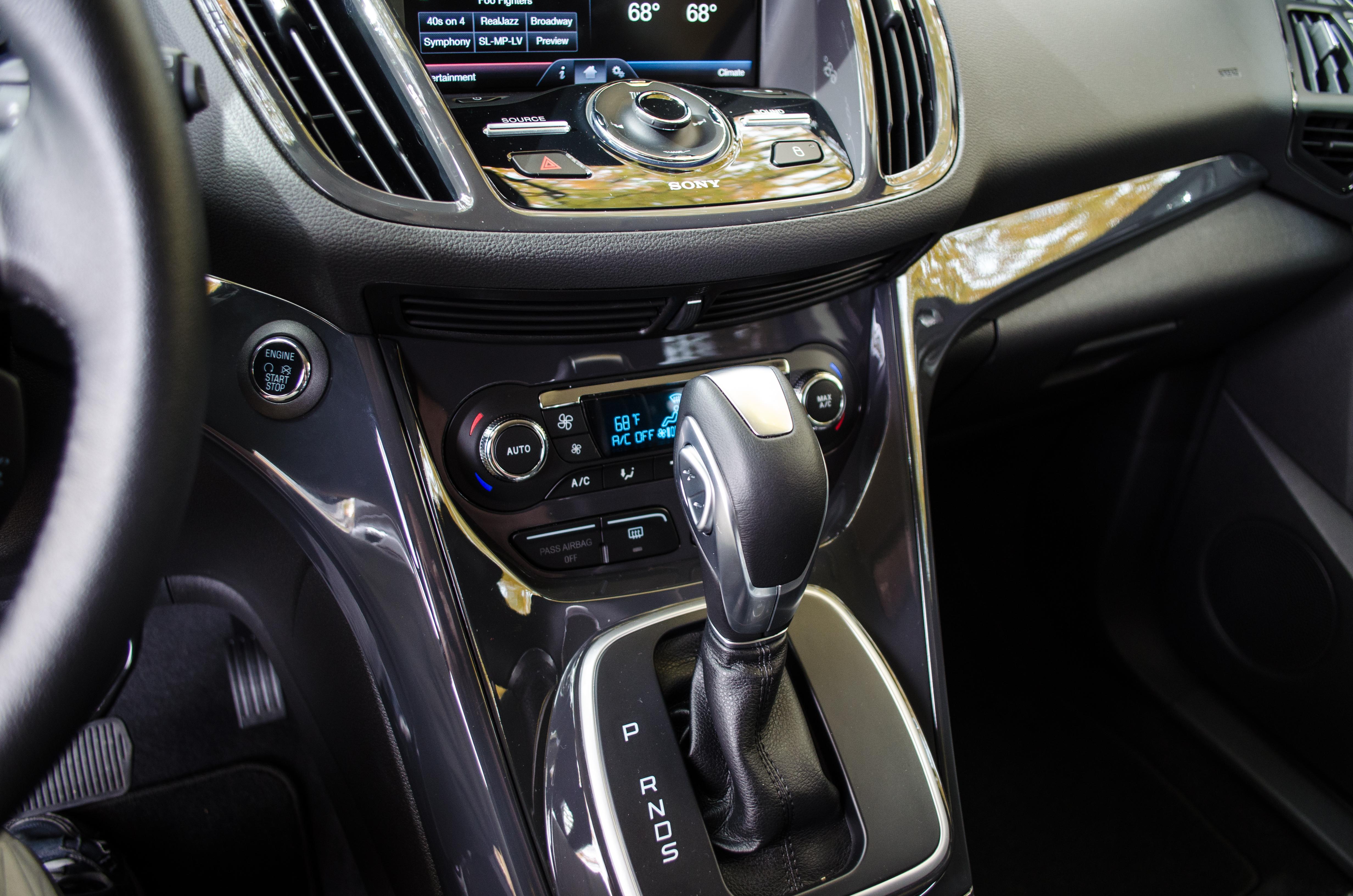 2014 Ford Escape Titanium 28 of 34  Motor Review
