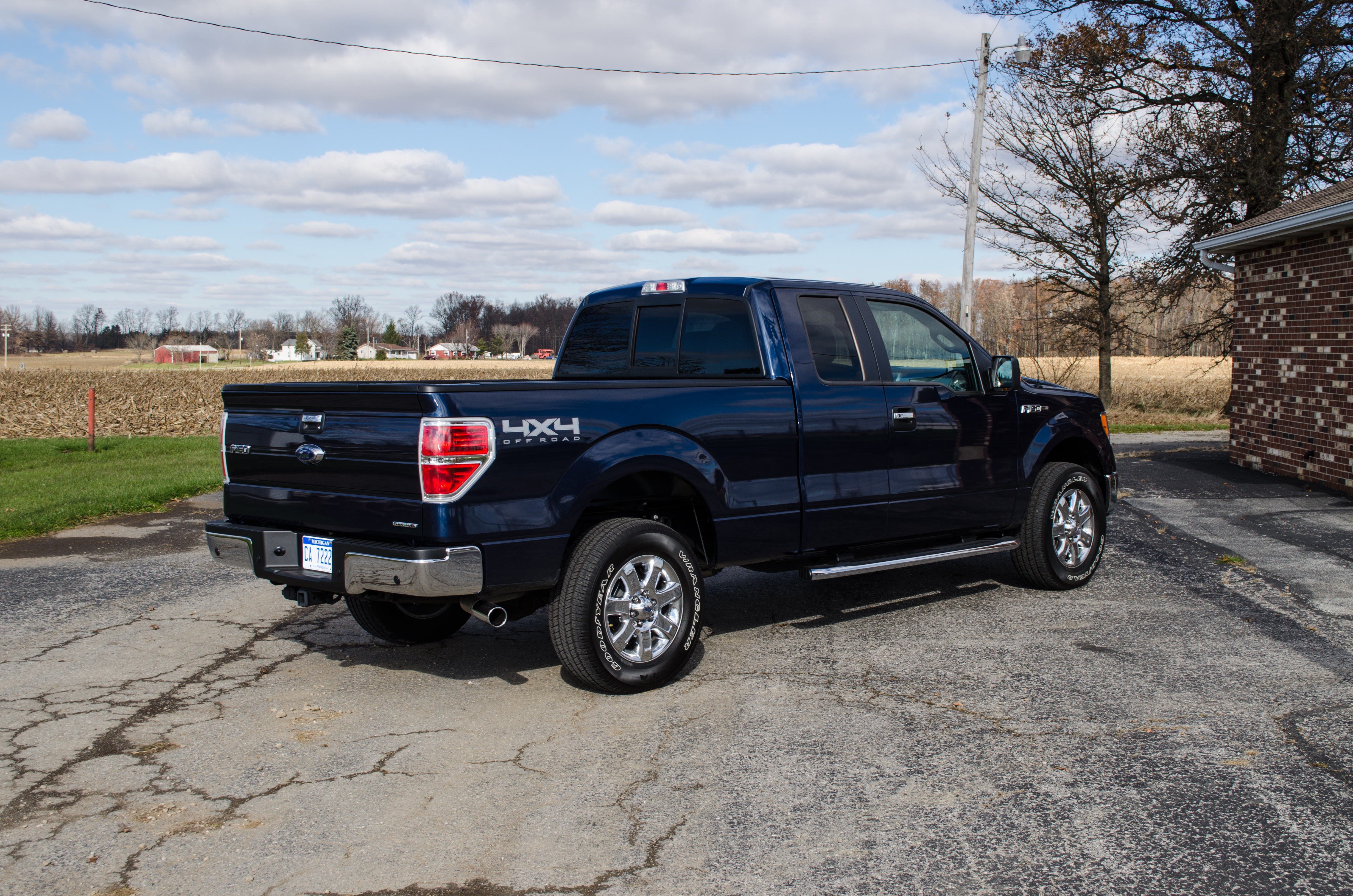 2014 Ford F 150 Xlt 29 Of 37 Motor Review