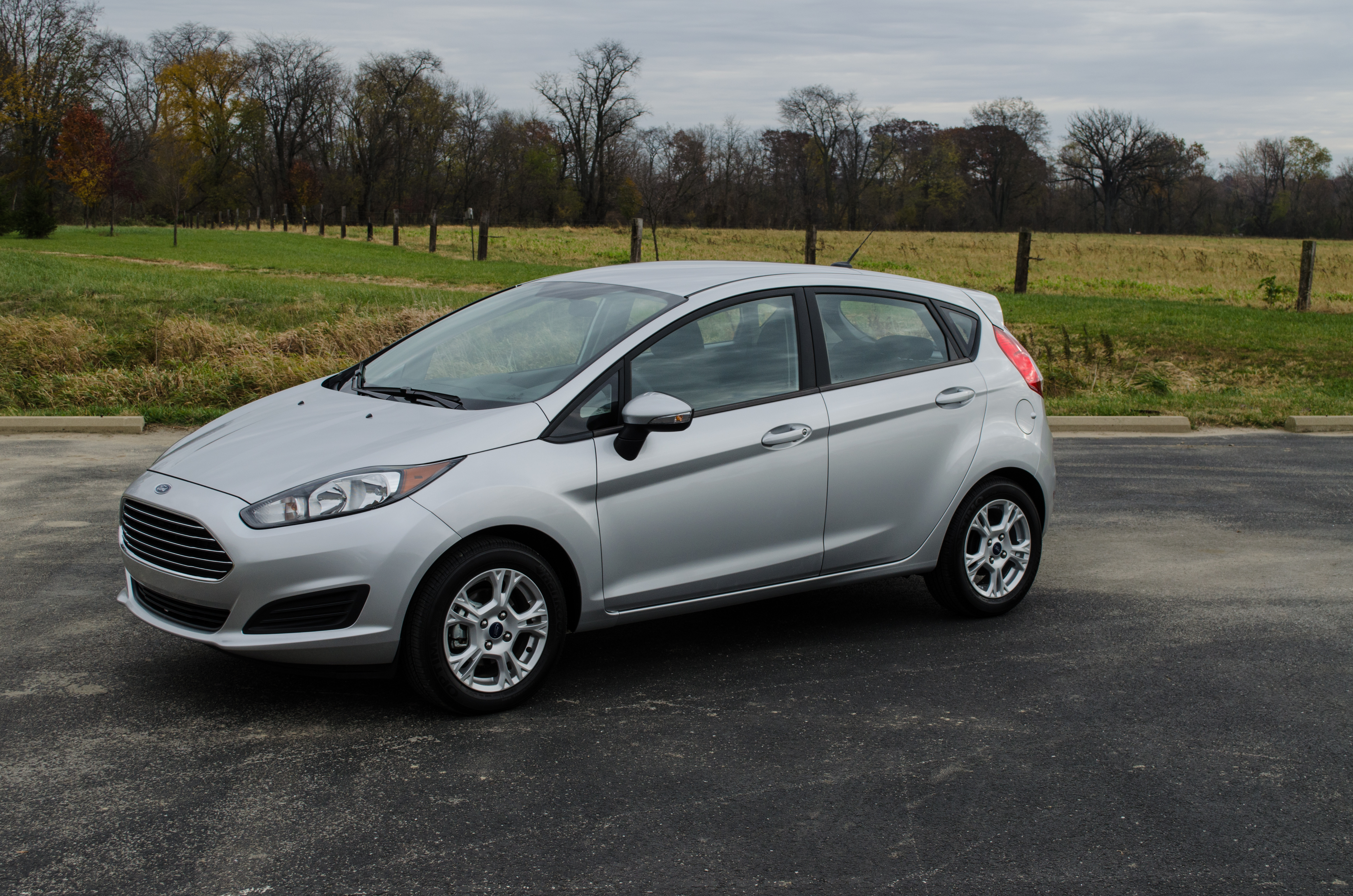 2014 Ford Fiesta SE 12 Of 28