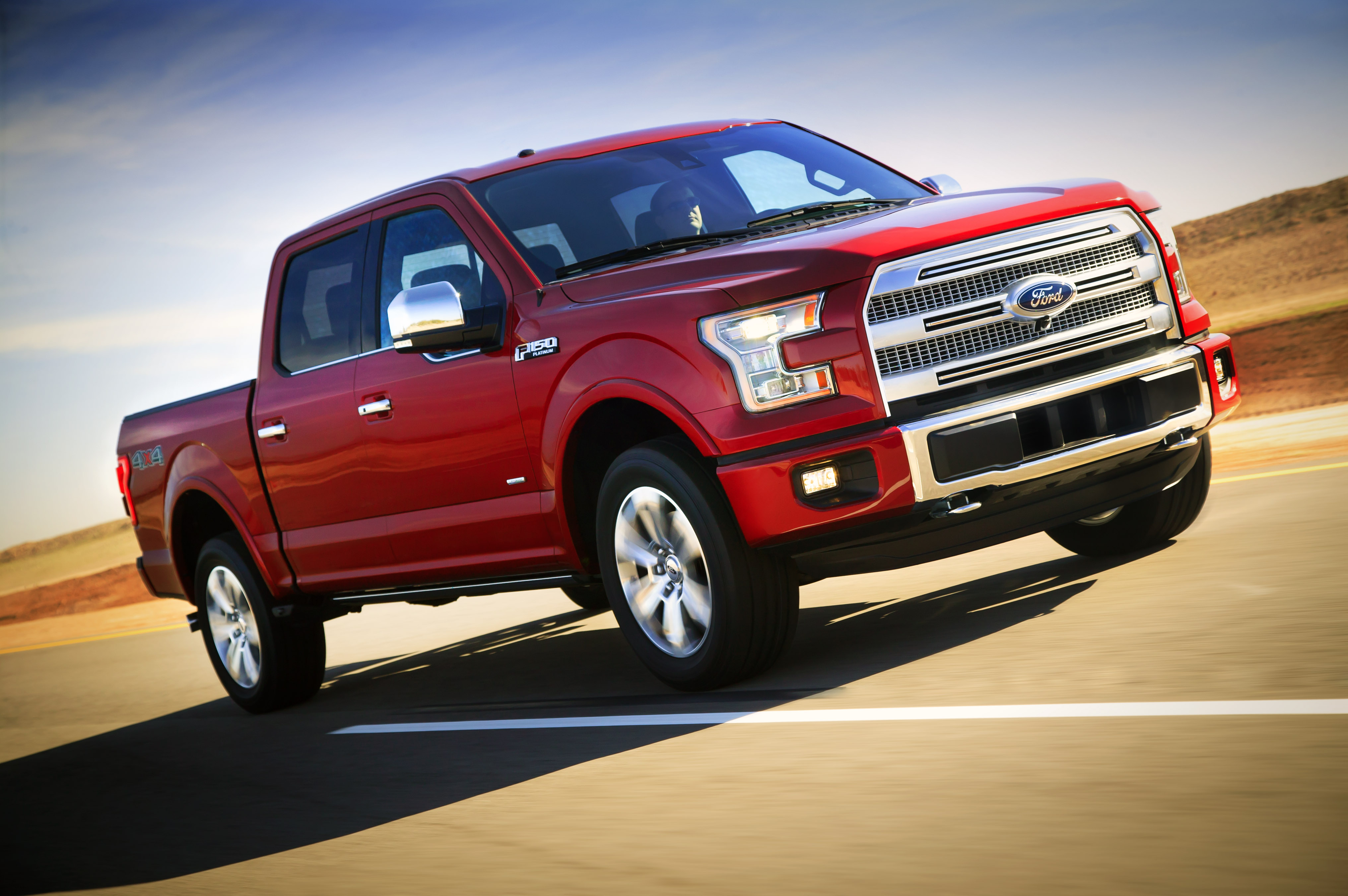 2017 F 150 Ford Introduces The All New