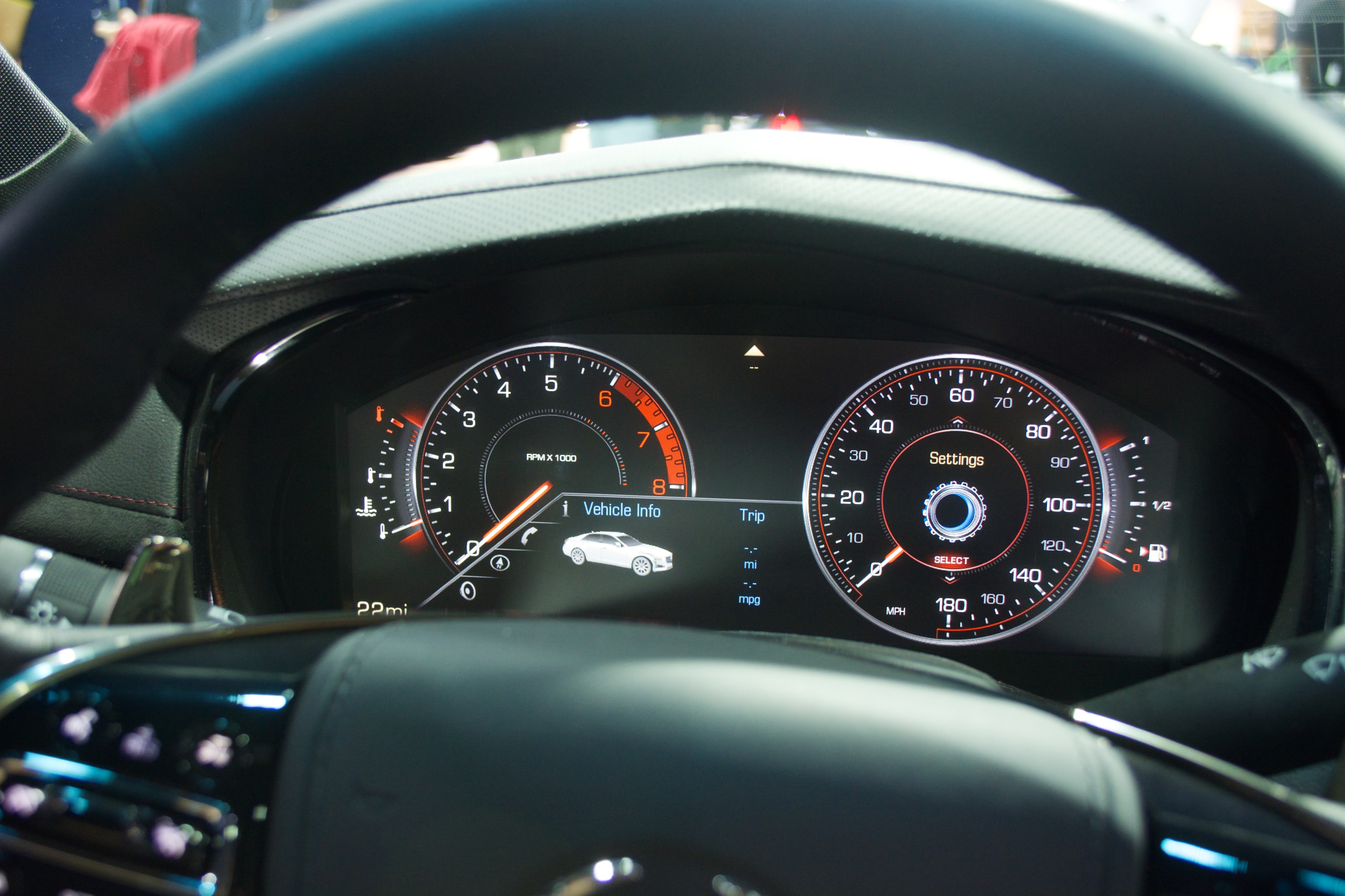 2014 Cadillac Cts V Coupe Review Notespricingspecsphotos