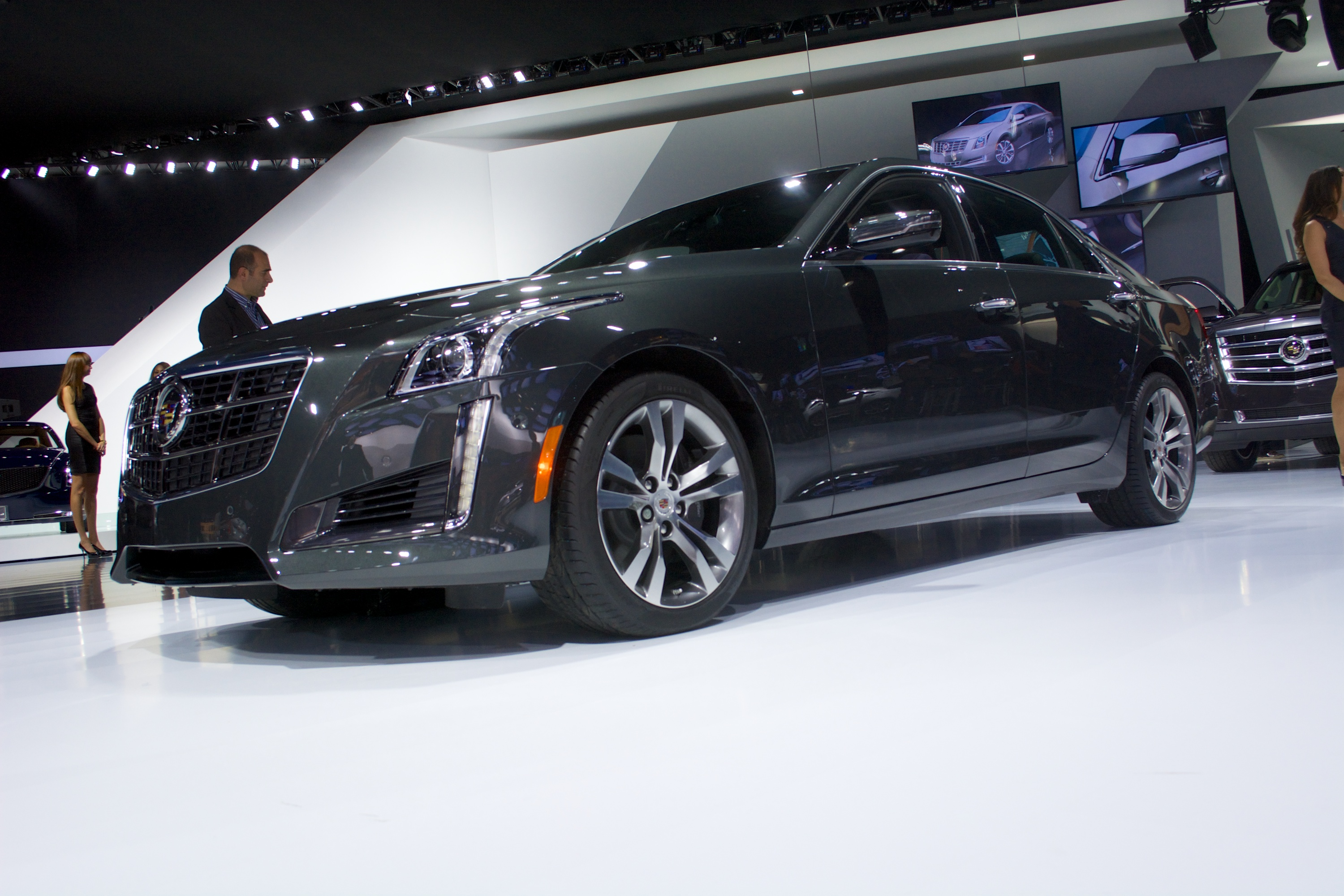 2014 cadillac cts v 2 motor review. Cars Review. Best American Auto & Cars Review