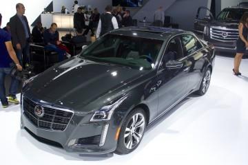 2014 Cadillac CTS V -  4
