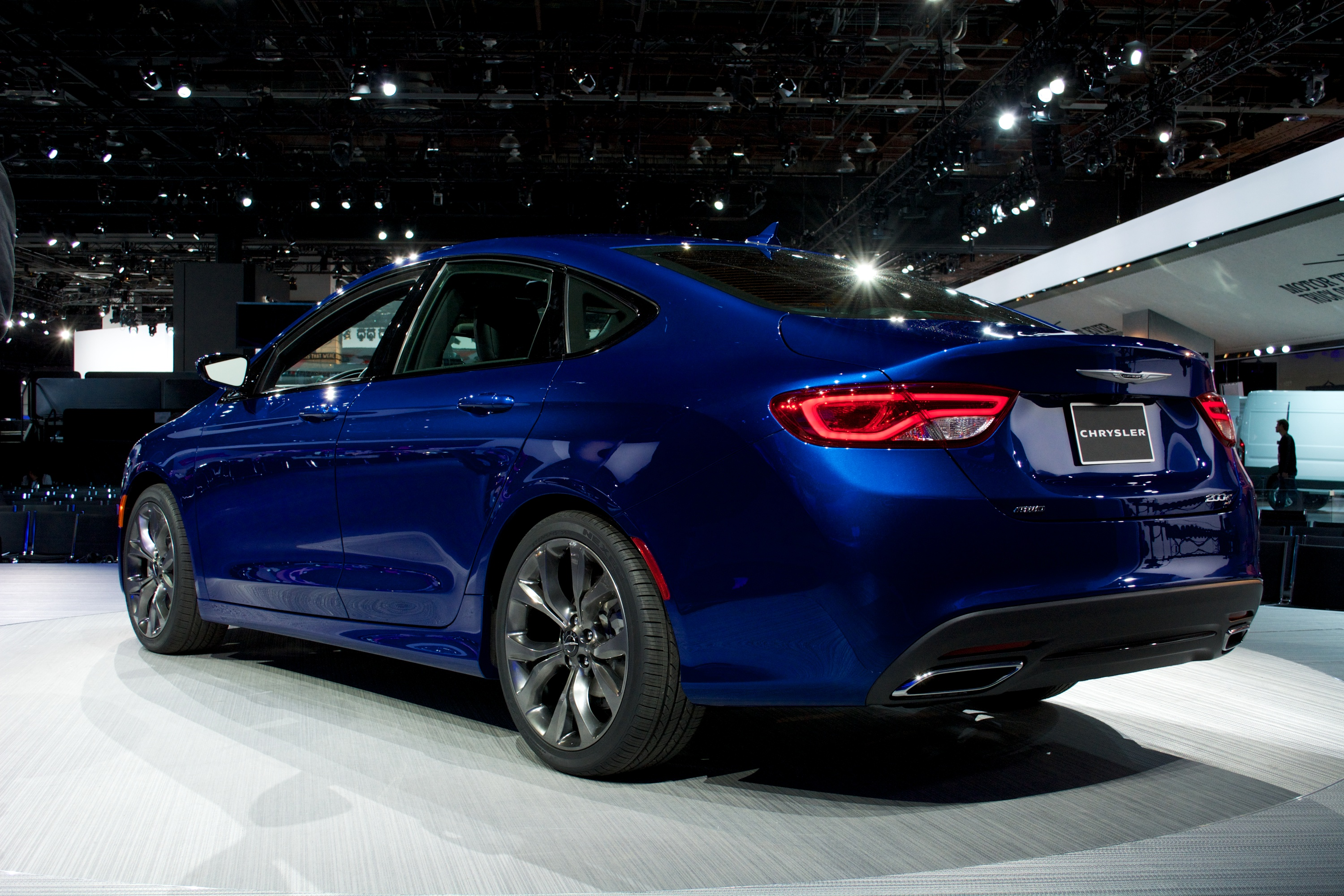 2015 chrysler 200 review release date price and specs. Black Bedroom Furniture Sets. Home Design Ideas