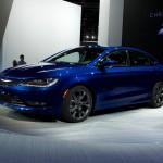 2015 Chrysler 200 -  011