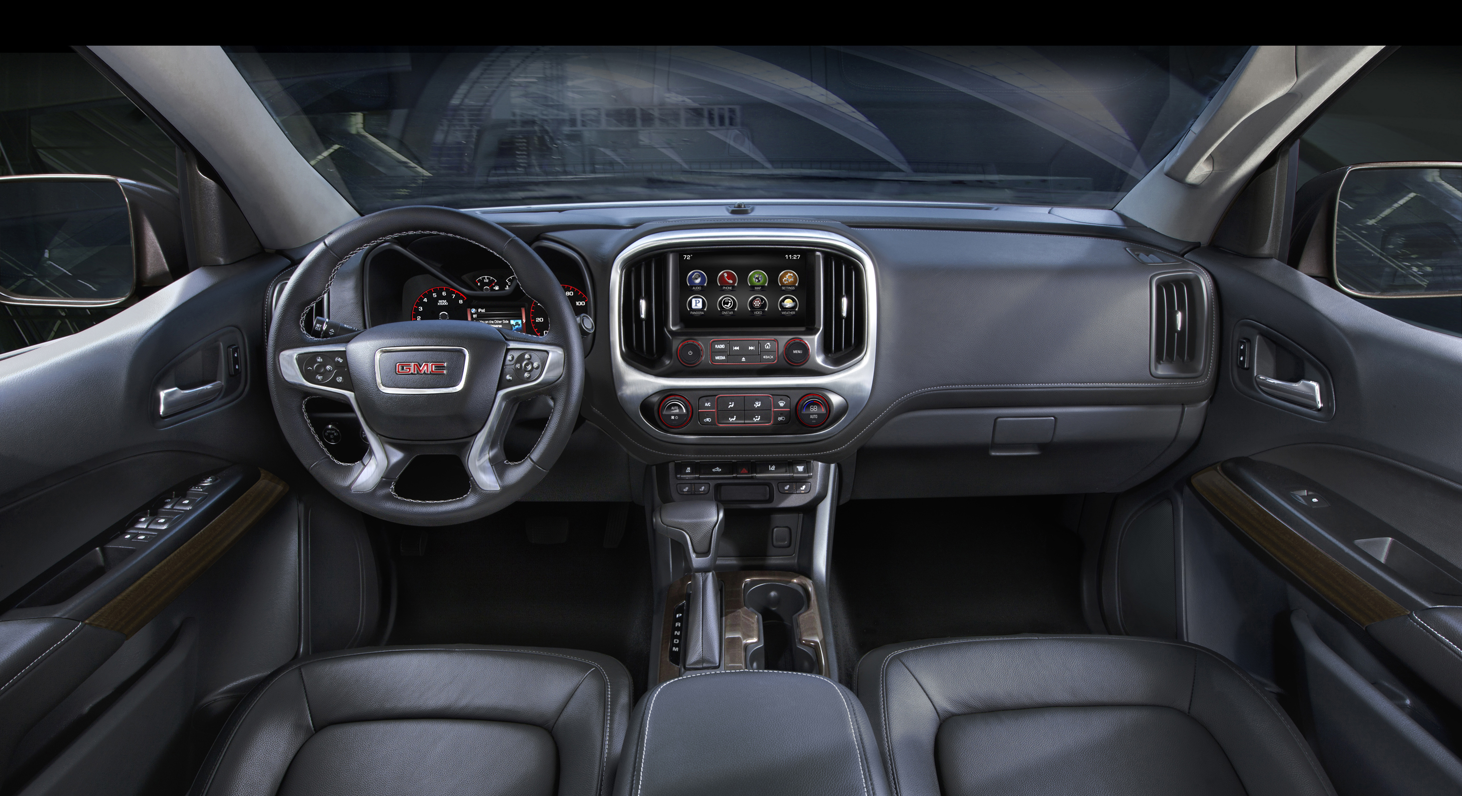 Texas Nissan Dealerships The all-new 2015 GMC Canyon interior is distinguished with exceptional ...
