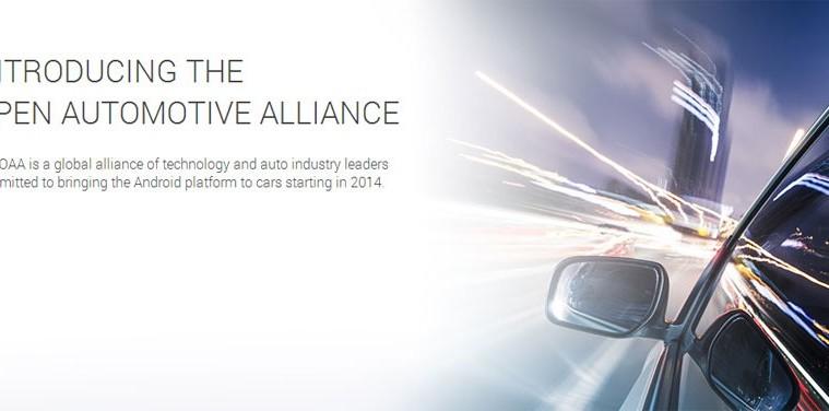 OAA Open Automotive Alliance