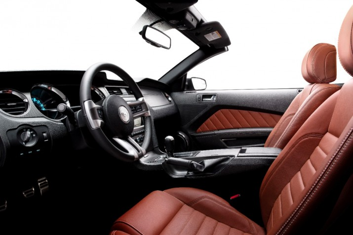 2014 Mustang Interior