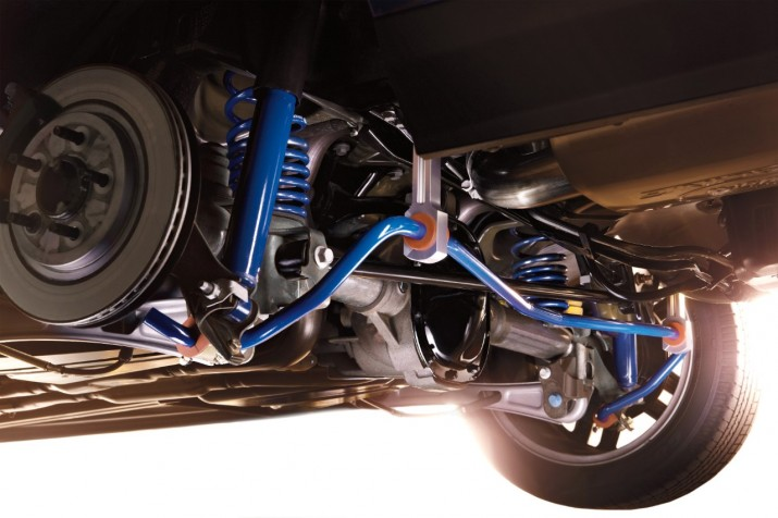 2014 Mustang Live Axle