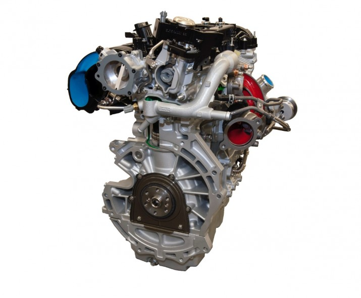 2.3L EcoBoost 2015 Mustang