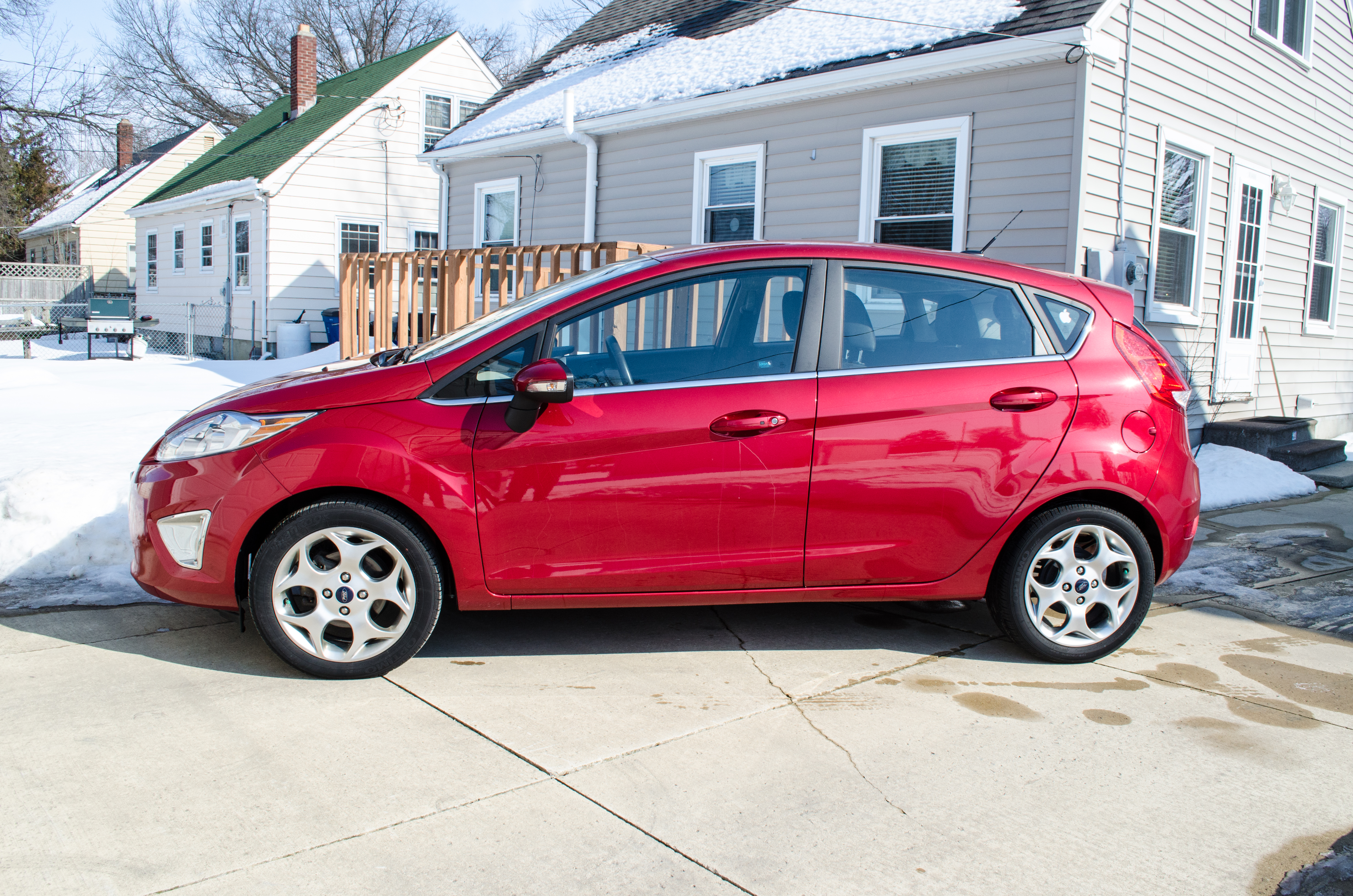 2011 ford fiesta the long term review motor review. Black Bedroom Furniture Sets. Home Design Ideas