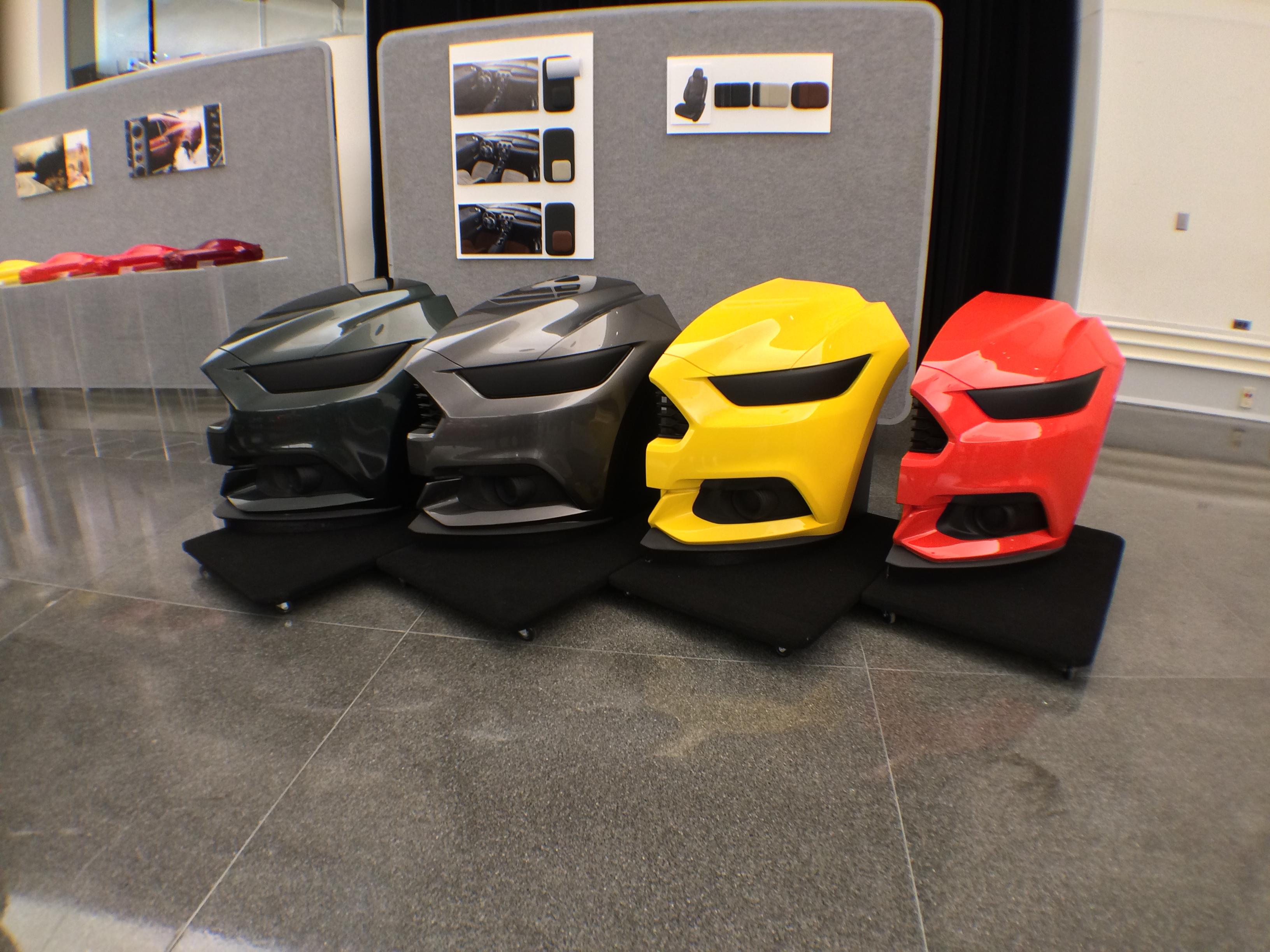 2015 mustang motor review