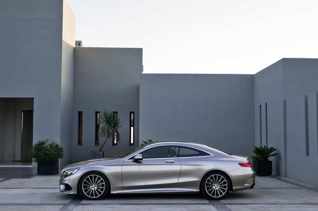 Mercedes Benz S 500 4matic Coup 233 Edition 1 C 217 2013 Motor Review