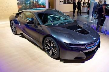 BMW i8 Hero