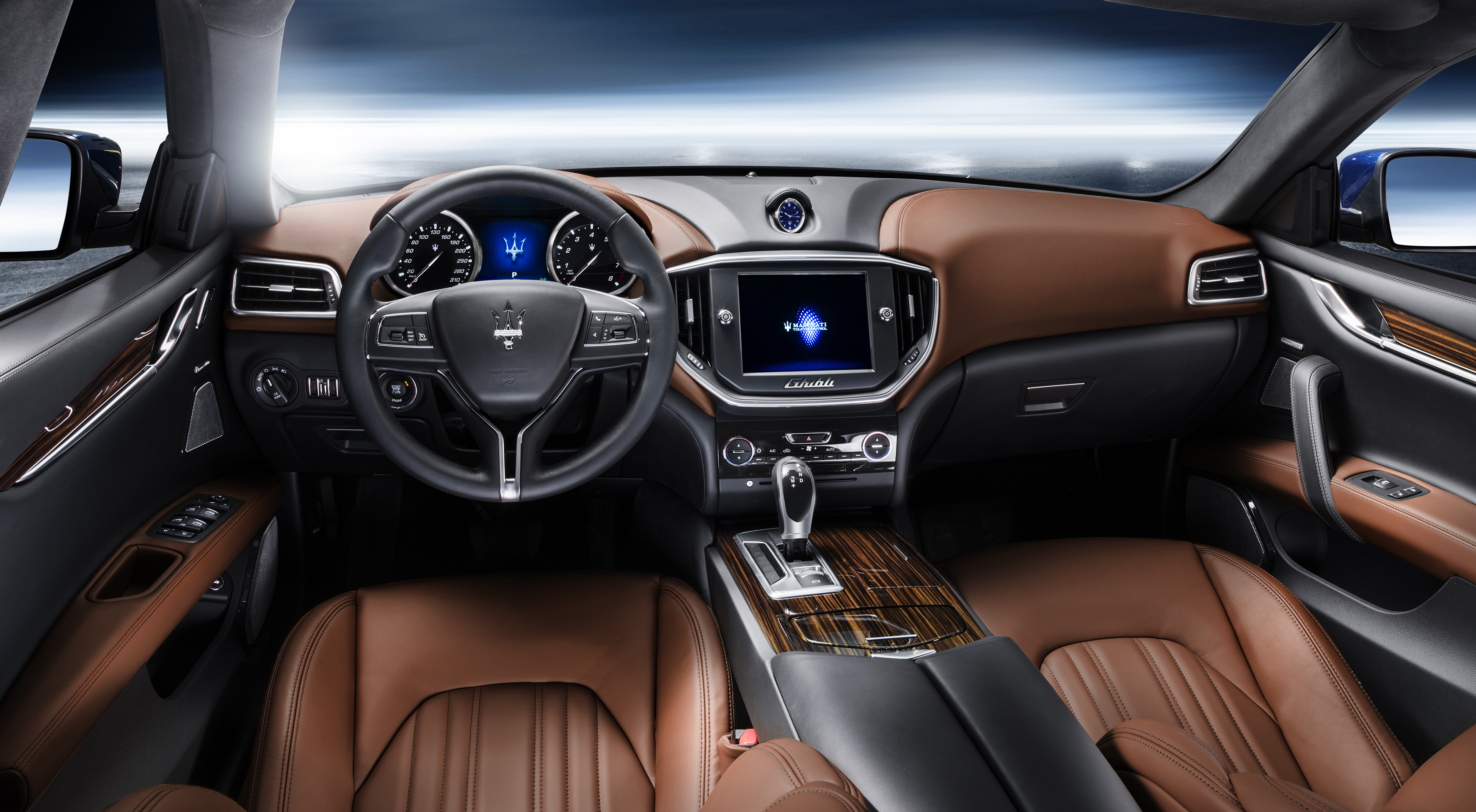 Maserati Ghibli Super Bowl Commercial Spurs Interest