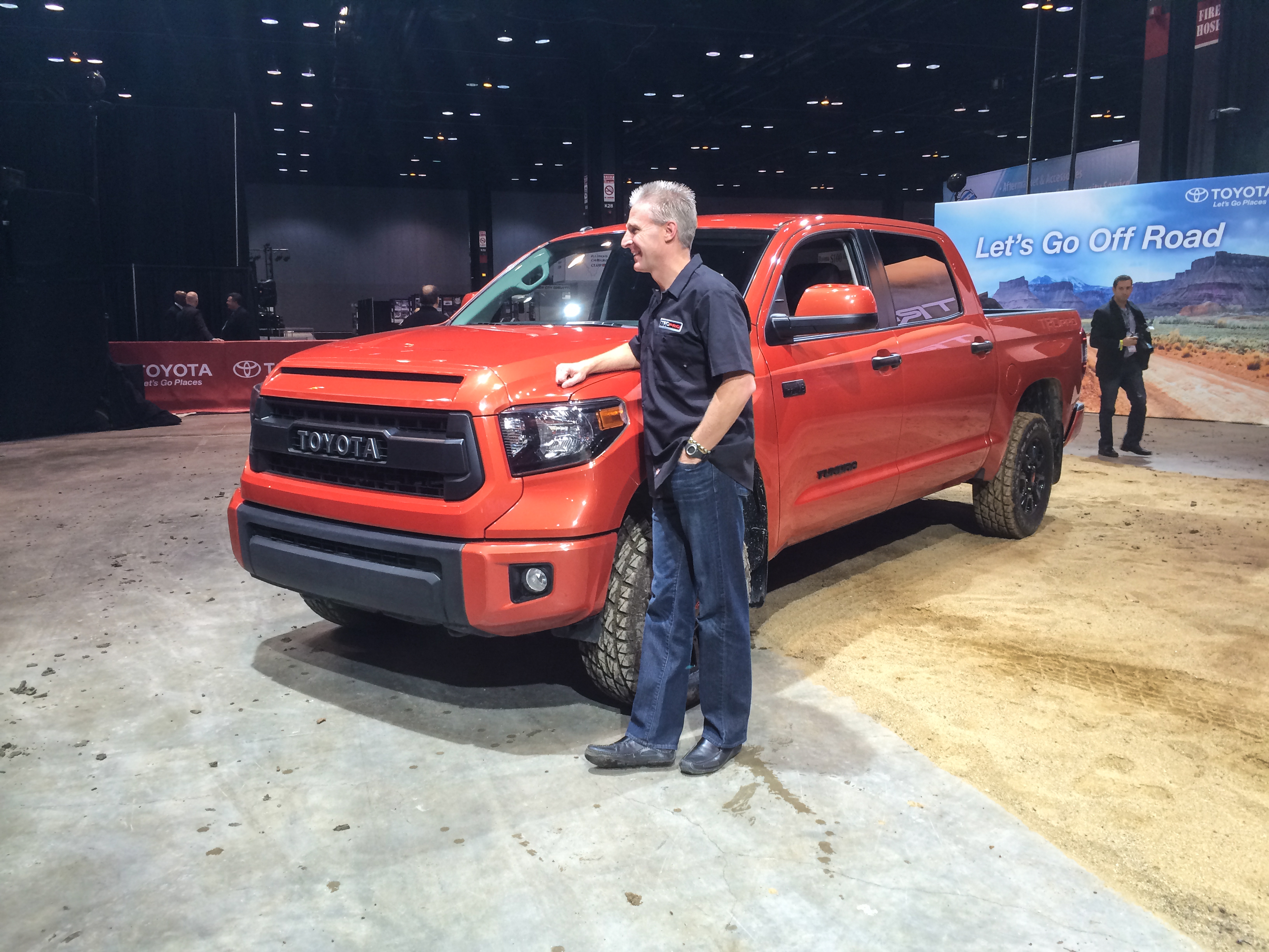 Trd Pro To Improve Off Road Capabilities Motor Review