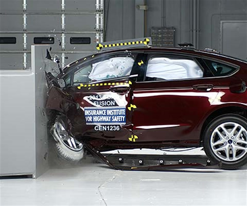 Ford crash testing