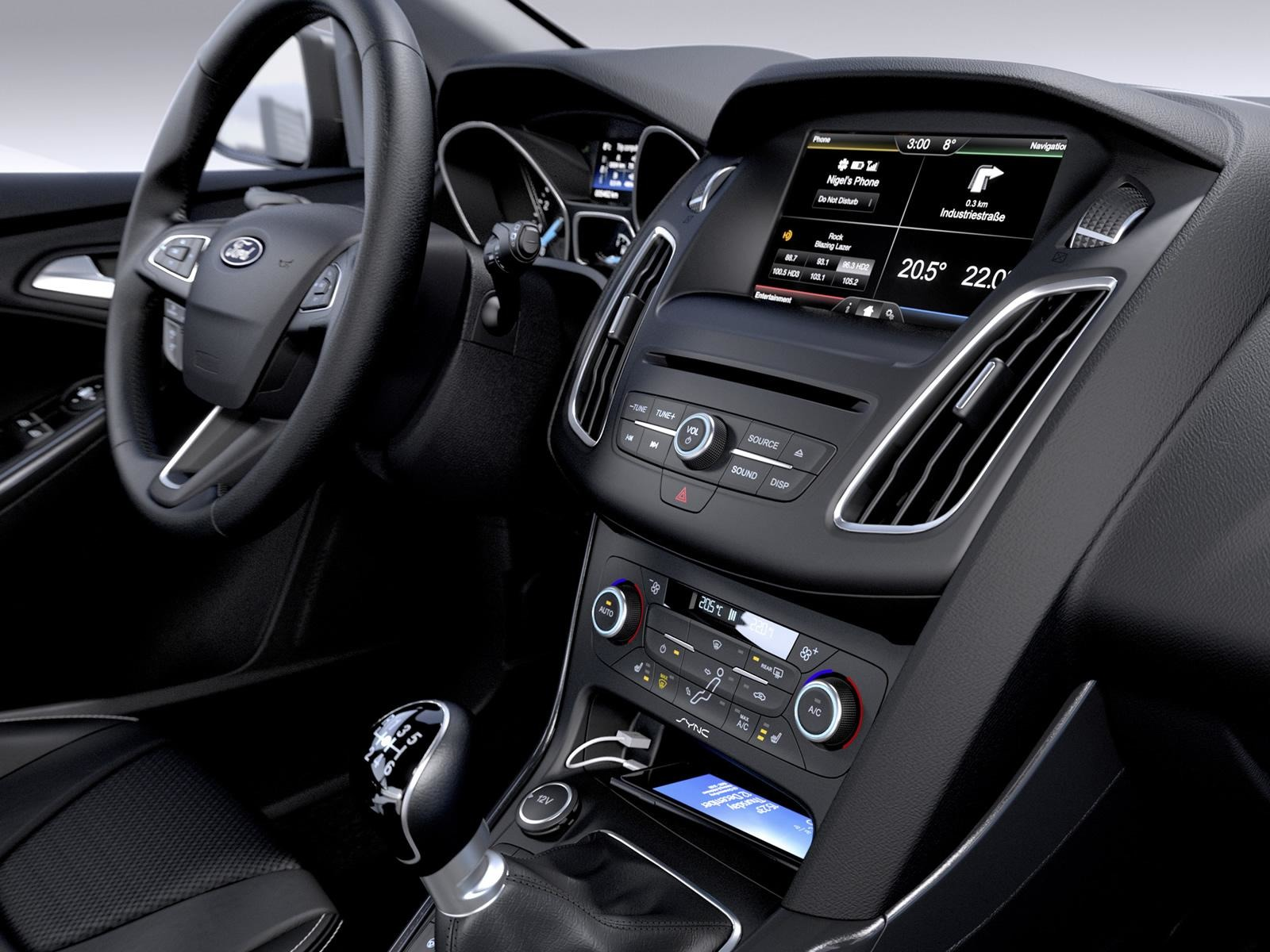 Ford S Most Fuel Efficient Focus Will Be Manual Only