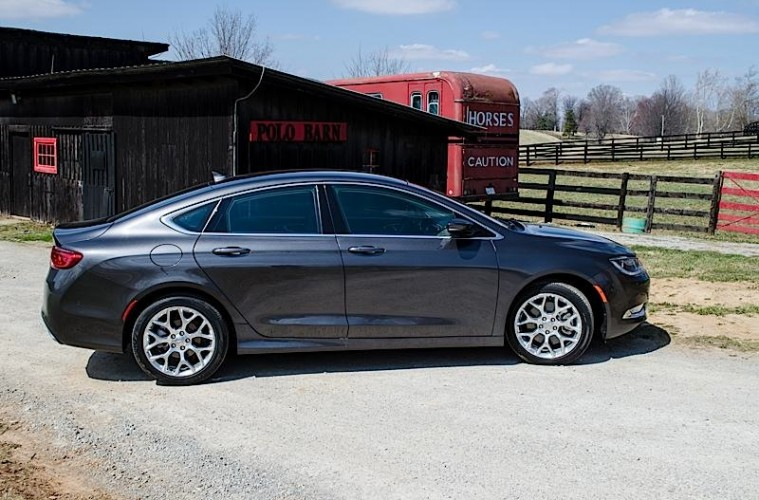 MotorReview_2015 Chrysler 200 First Drive (9 of 19)_HERO