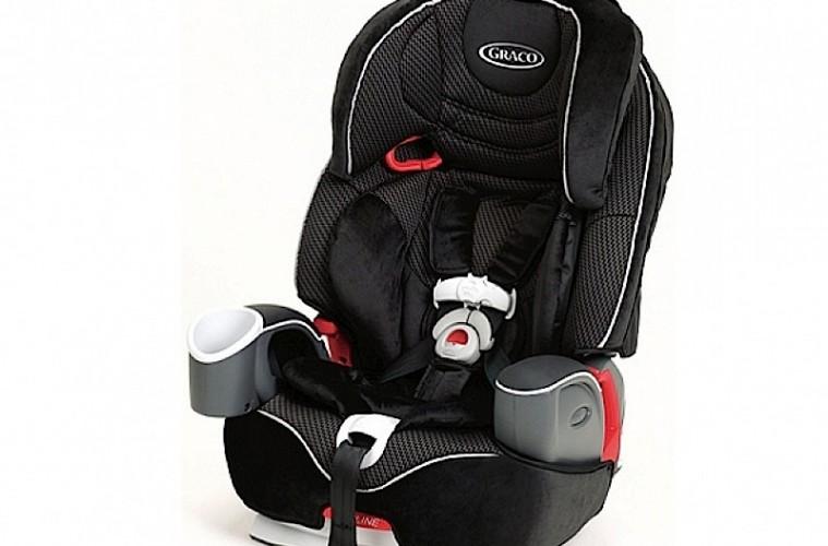 Graco Nautilus  In  Car Seat Breakers Recall