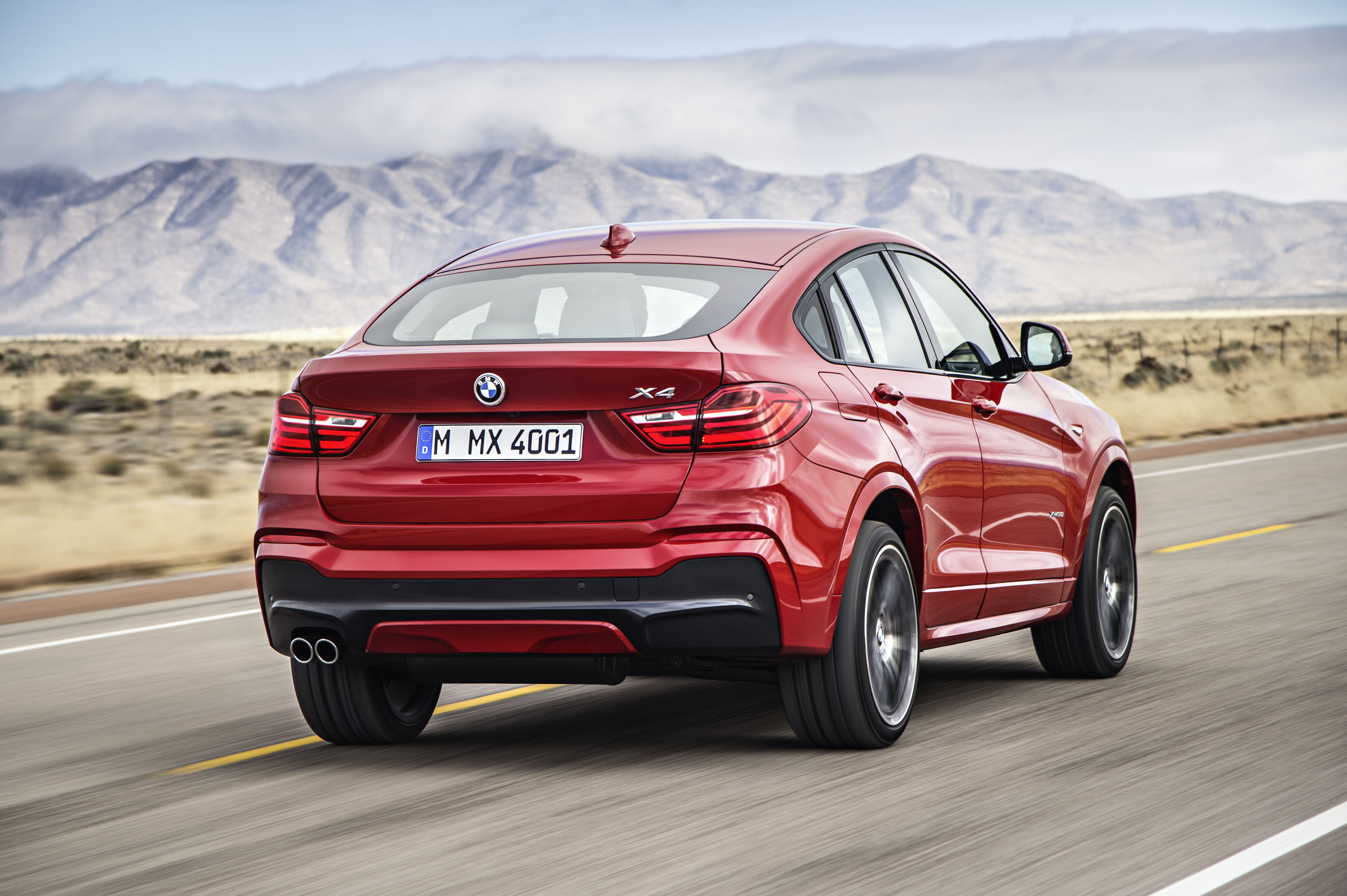 Bmw X4 Sport Activity Coupe Unleashed Motor Review