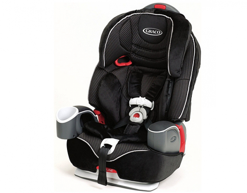 Graco Nautilus  Car Seat Manual