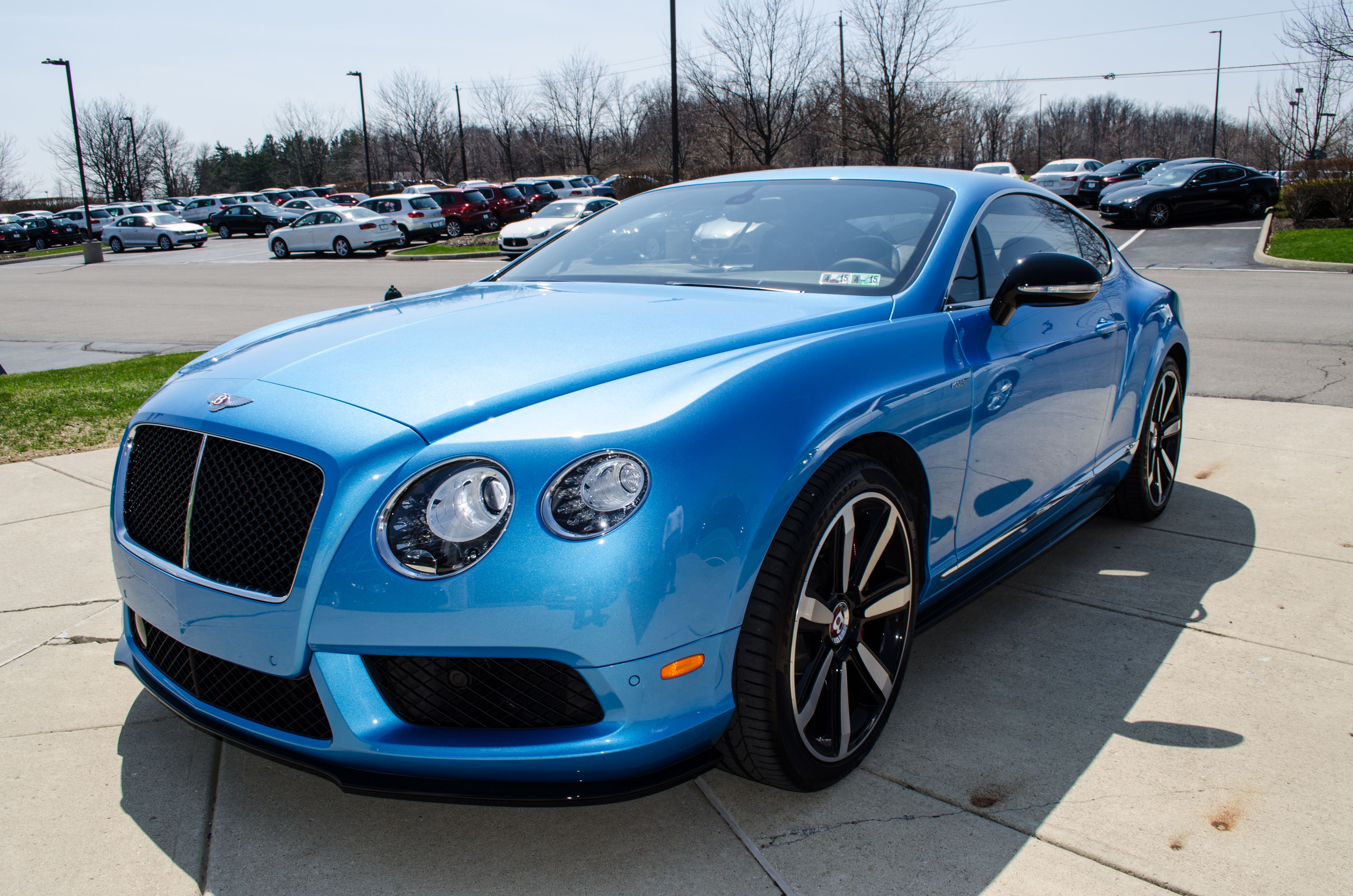 2014 Bentley Continental Gt V8 S Review Quality Comfort And Luxury