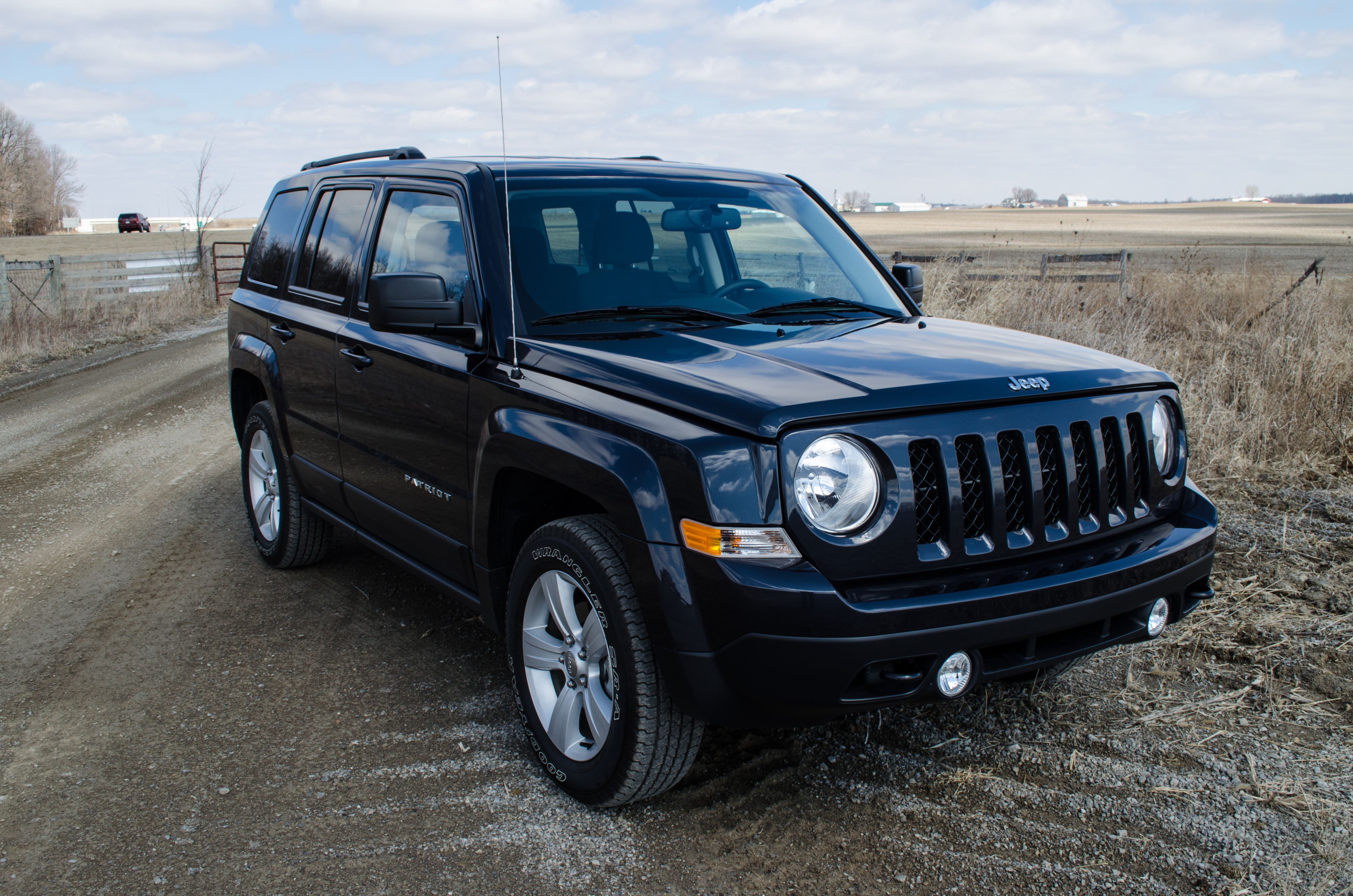 Good Motor Review Fast Facts: Manufacturer: Jeep. Model: Patriot