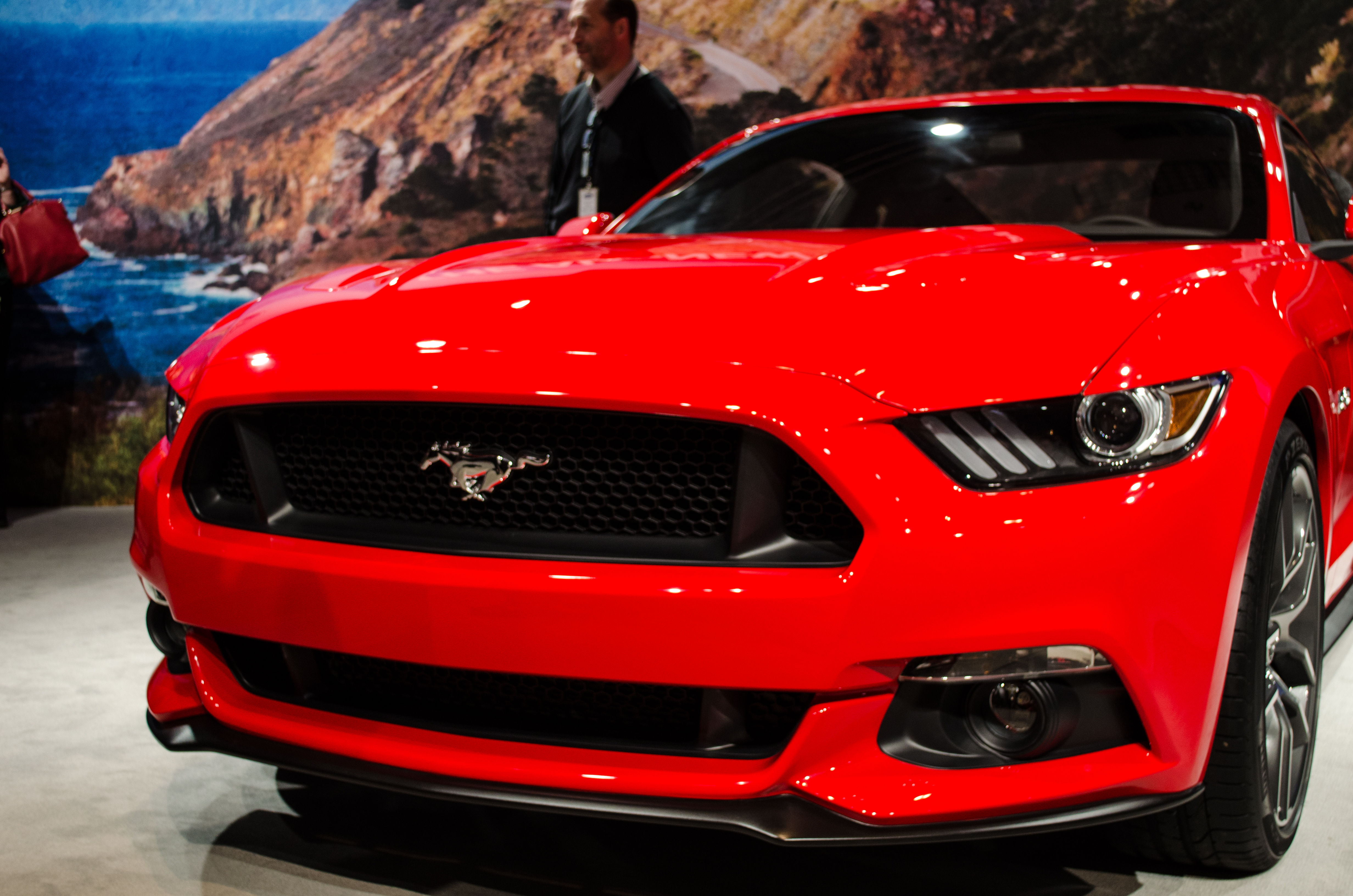 2015 Mustang Photos Is It Still King Of The Pony Cars Motor Review