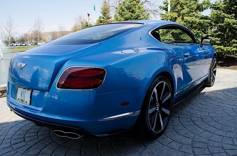 2014 Bentley Continental GT V8 S Review: Quality, Comfort and Luxury ...
