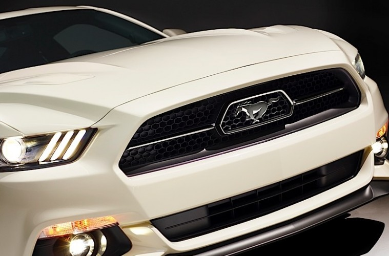 3 Reasons You Should Buy the 2015 Mustang 50 Year Limited Edition