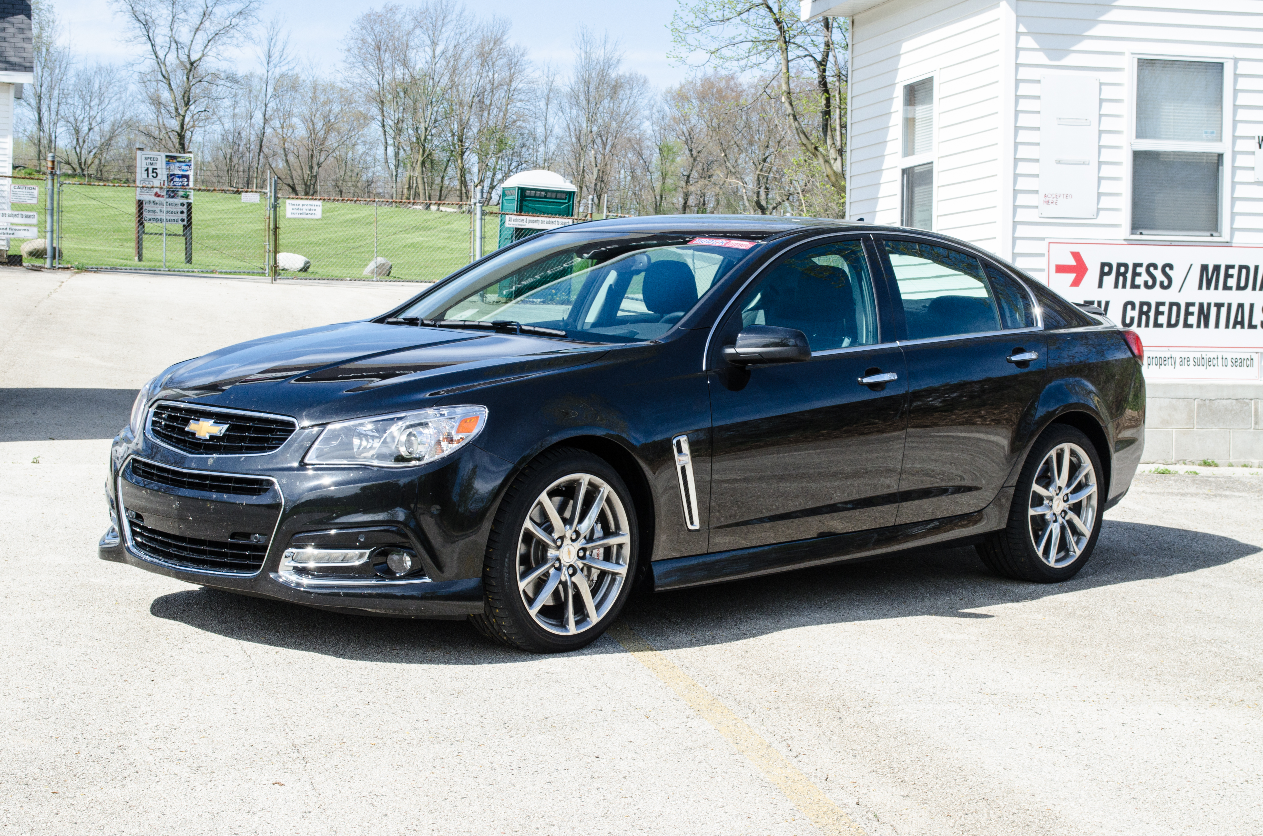 Great 2014 Chevy SS