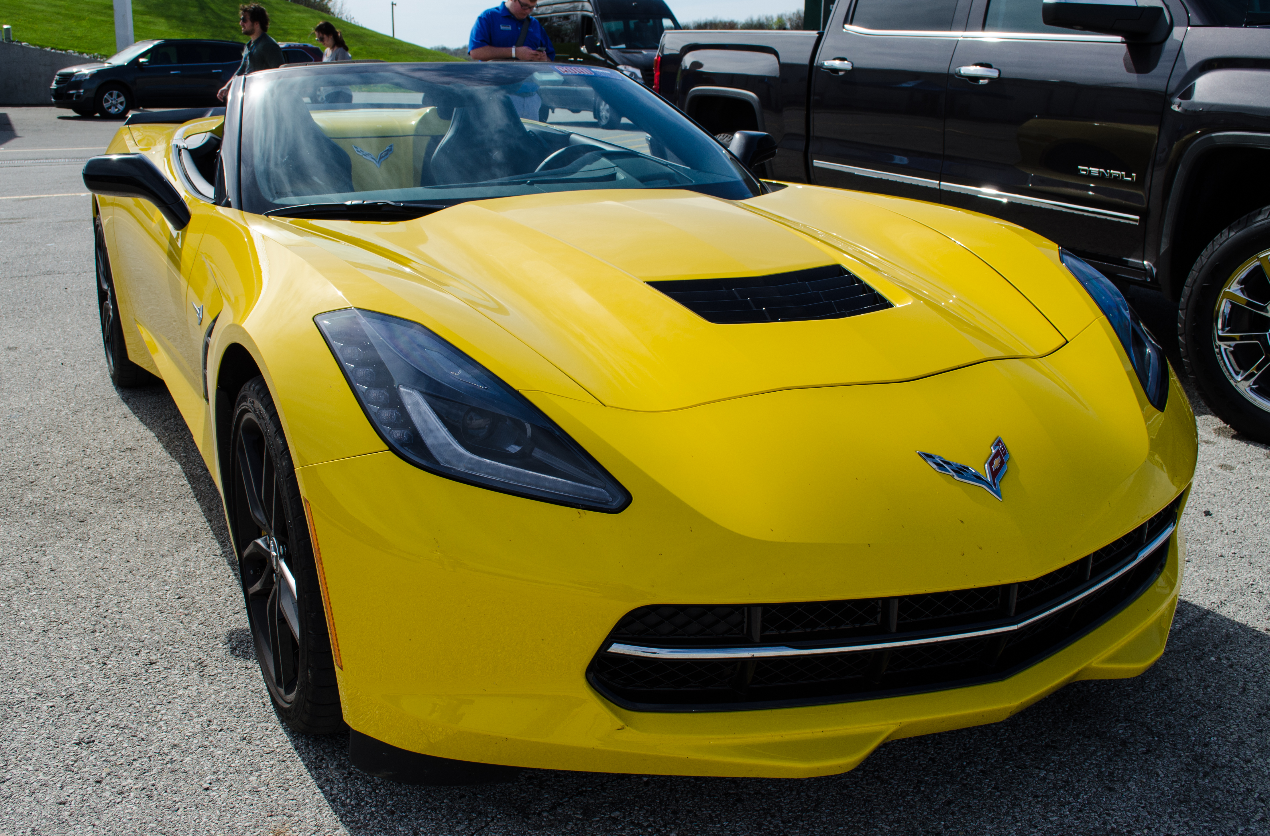 Chevrolet corvette gas mileage submited images