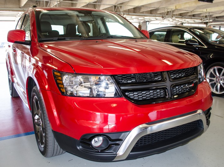 2014 Dodge Journey Crossroad Review