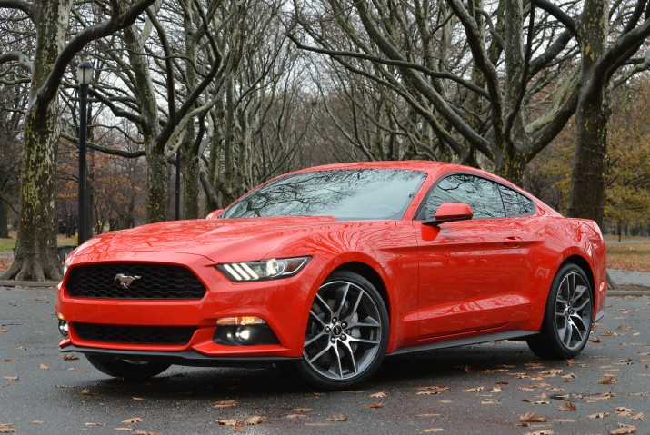 2015 Mustang Options