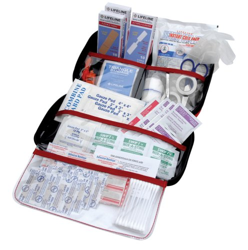 first aid kit emergency essentials