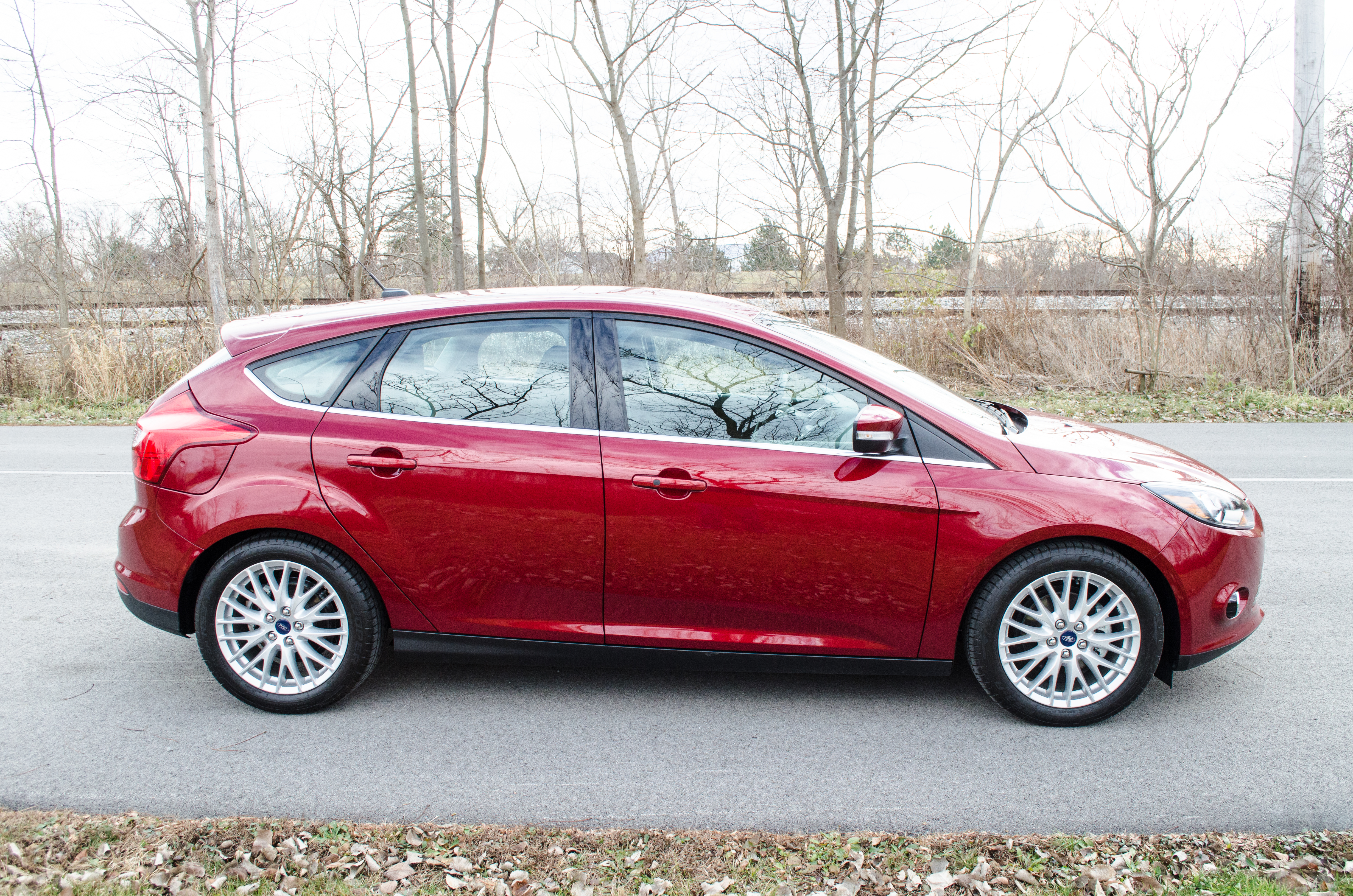 Ford Focus Titanium V Mazda3 Grand Touring Motor Review