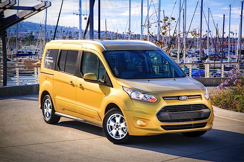 2014 ford transit connect wagon driving the unminivan. Black Bedroom Furniture Sets. Home Design Ideas